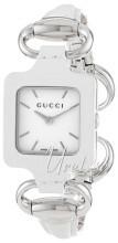 Gucci 130 MD Valkoinen/Teräs