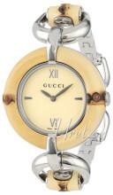 Gucci 132 MD Beige/Teräs