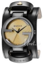 Gucci Interlocking Keltainen/Nahka