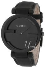 Gucci 133 LG Musta/Nahka