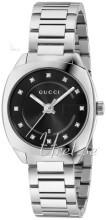 Gucci G- Frame Musta/Teräs