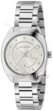 Gucci G- Frame Valkoinen/Teräs