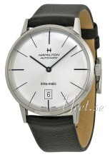 Hamilton American Classic Timeless Intra-Matic Hopea/Nahka Ø38 mm