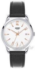 Henry London Knightsbridge Valkoinen/Nahka