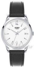 Henry London Westminster Valkoinen/Nahka Ø39 mm