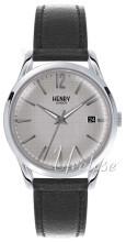 Henry London Piccadilly Hopea/Nahka Ø38.5 mm