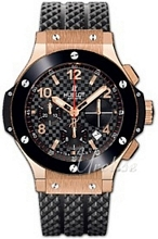 Hublot Big Bang 41 mm Musta/Kumi Ø41 mm
