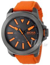 Hugo Boss New York Harmaa/Tekstiili Ø50 mm