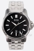 Hugo Boss Musta/Teräs