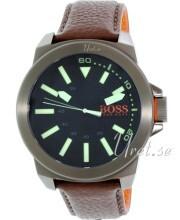 Hugo Boss New York Musta/Nahka Ø52 mm