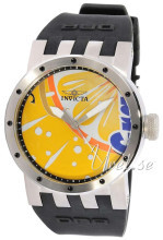 Invicta DNA Keltainen/Kumi Ø46 mm