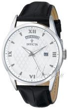 Invicta Vintage Hopea/Nahka Ø45 mm