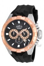 Invicta I-Force Musta/Kumi