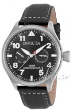 Invicta I-Force Harmaa/Nahka Ø45 mm