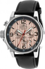 Invicta I-Force Punakultaa/Nahka Ø46 mm