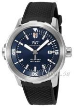 IWC Aquatimer Sininen/Kumi