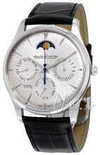Jaeger LeCoultre Master Ultra Thin Perpetual Stainless Steel Hop