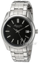 Kenneth Cole Classic Musta/Teräs