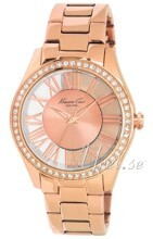 Kenneth Cole Ladies Gold Tone