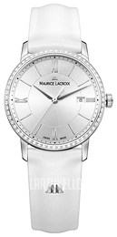 Maurice Lacroix Eliros Date Ladies Hopea/Nahka Ø30 mm EL1094-SD501-110-1