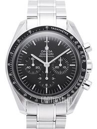 Omega Speedmaster Moonwatch Professional 42mm First Man on Moon Musta/Teräs Ø42 mm 311.30.42.30.01.005