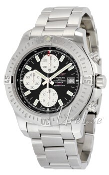 Breitling Colt Chronograph Automatic Musta/Teräs