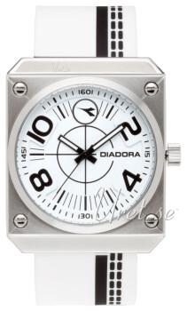 Diadora Drive Valkoinen/Kumi