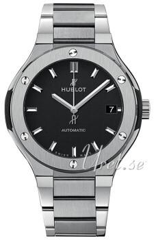 Hublot Classic Fusion Musta/Titaani