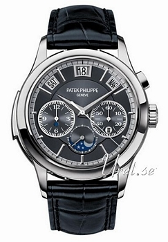 Patek Philippe Grand Complications Harmaa/Nahka Ø42 mm