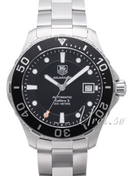 TAG Heuer Aquaracer Calibre 5 Automatic Musta/Teräs Ø41 mm