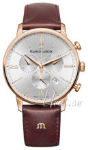 Maurice Lacroix Eliros Chronograph Hopea/Nahka Ø40 mm
