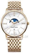 Maurice Lacroix Eliros Moonphase Valkoinen/Kullansävytetty teräs