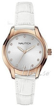 Nautica Dress Hopea/Nahka Ø44 mm