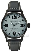 Nautica Dress Harmaa/Nahka
