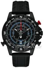 Nautica Chronograph Musta/Kumi