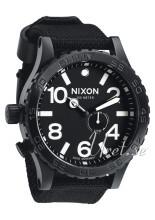 Nixon The 51-30 Tide Musta/Tekstiili
