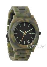 Nixon The Time Teller Acetate Musta/Keraaminen