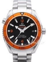 Omega Seamaster Planet Ocean 600m Co-Axial 42mm Musta/Teräs