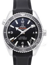 Omega Seamaster Planet Ocean 600m Co-Axial 45.5mm Musta/Kumi