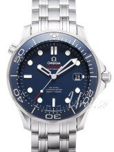 Omega Seamaster Diver 300m Co-Axial 41mm Sininen/Teräs