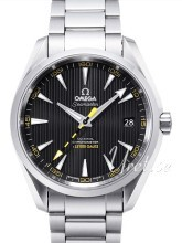 Omega Seamaster Aqua Terra 150m Co-Axial 41.5mm 15.000 Gauss Mus