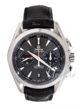Omega Seamaster Aqua Terra 150m Co-Axial Chronograph GMT 43mm Mu