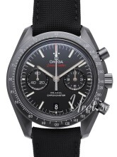 Omega Speedmaster Moonwatch Co-Axial Chronograph 44.25mm Dark Si
