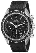 Omega Speedmaster Racing Co-Axial Chronograph 40mm Musta/Kumi