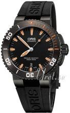 Oris Divers Musta/Kumi