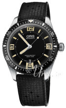 Oris Diving Musta/Kumi Ø40 mm