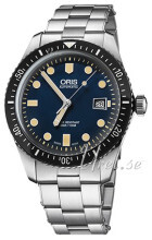 Oris Diving Sininen/Teräs Ø42 mm