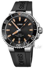 Oris Diving Musta/Kumi Ø43.5 mm