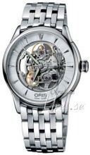 Oris Culture Artelier Skeleton Luurankokello/Teräs Ø40 mm