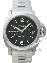 Panerai Contemporary Luminor Marina Automatic Musta/Teräs Ø44 mm
